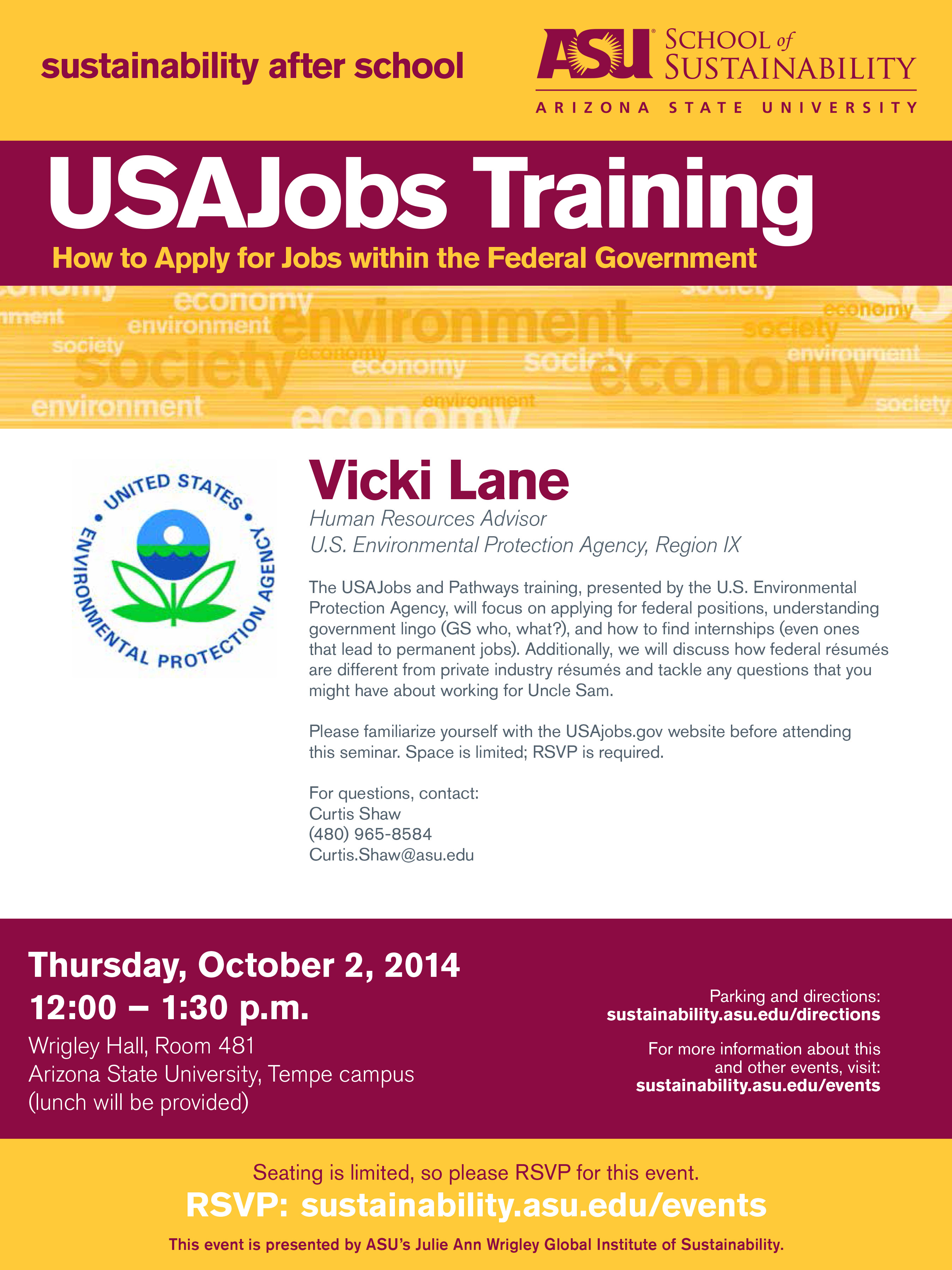 USAJobs Training: How to Apply for Jobs within the Federal Government ...