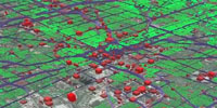 'Hestia' Software Measures Urban Carbon Emissions New software measures carbon emissions in cities.