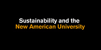 Sustainability Scientists and Scholars