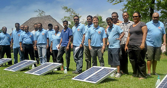 Vocational Technical Training for Renewable Energy Technologies