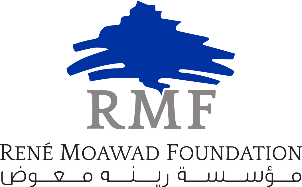 Logo for René Moawad Foundation