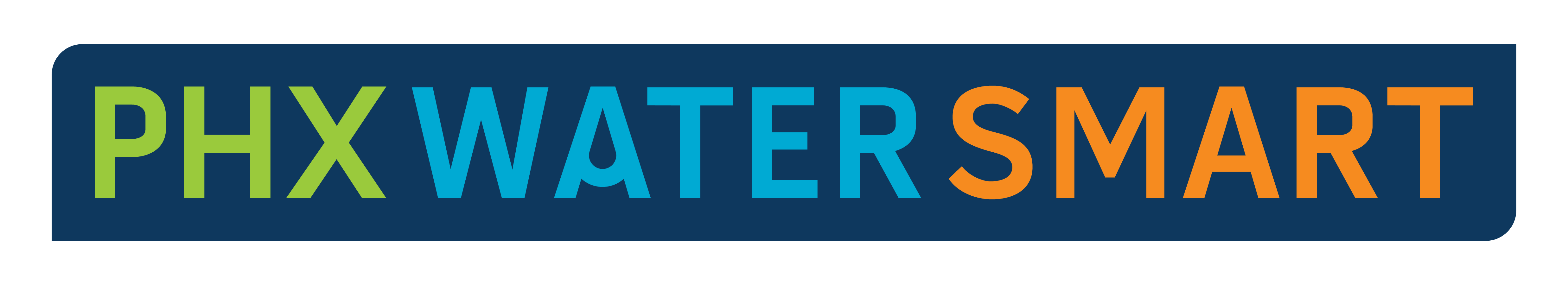 Phx Water Smart Logo