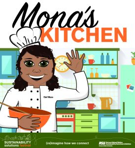 Mona Activity book cover