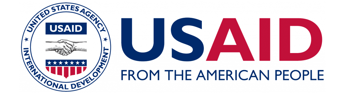 Logo for USAID