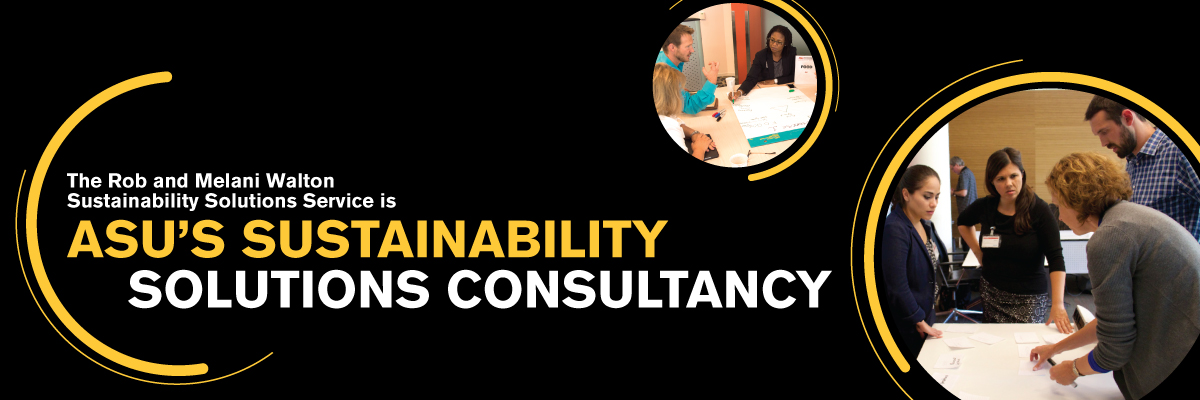 ASU's Sustainability Solutions Consultancy