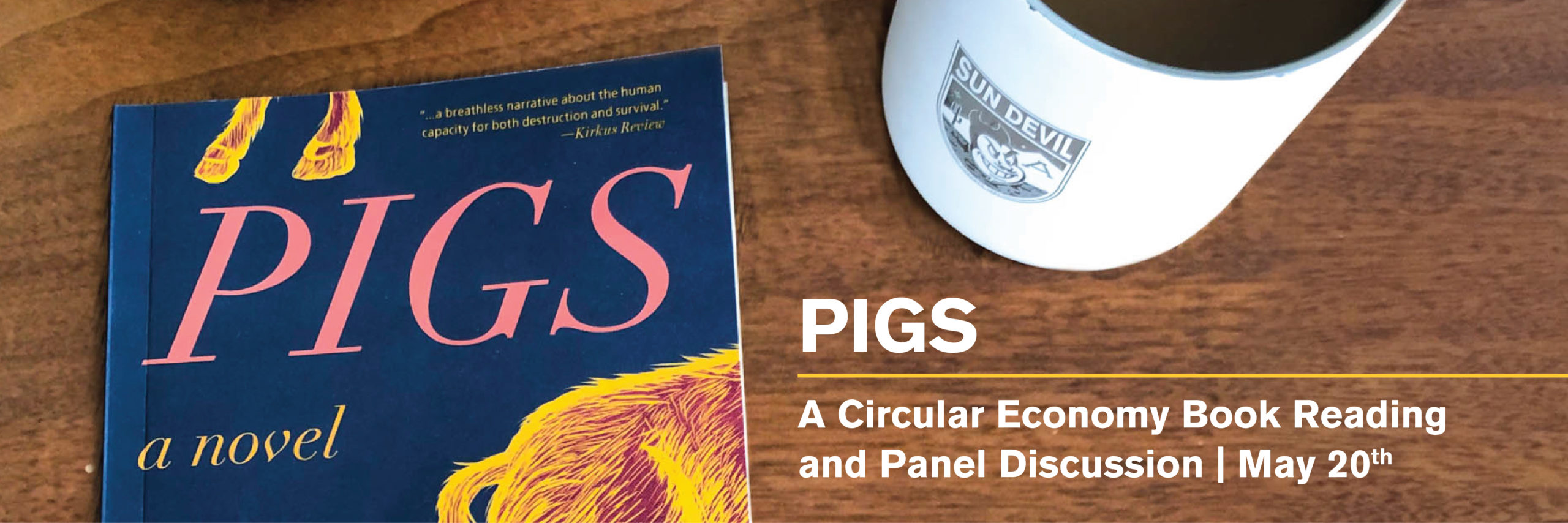 Pigs Book Reading