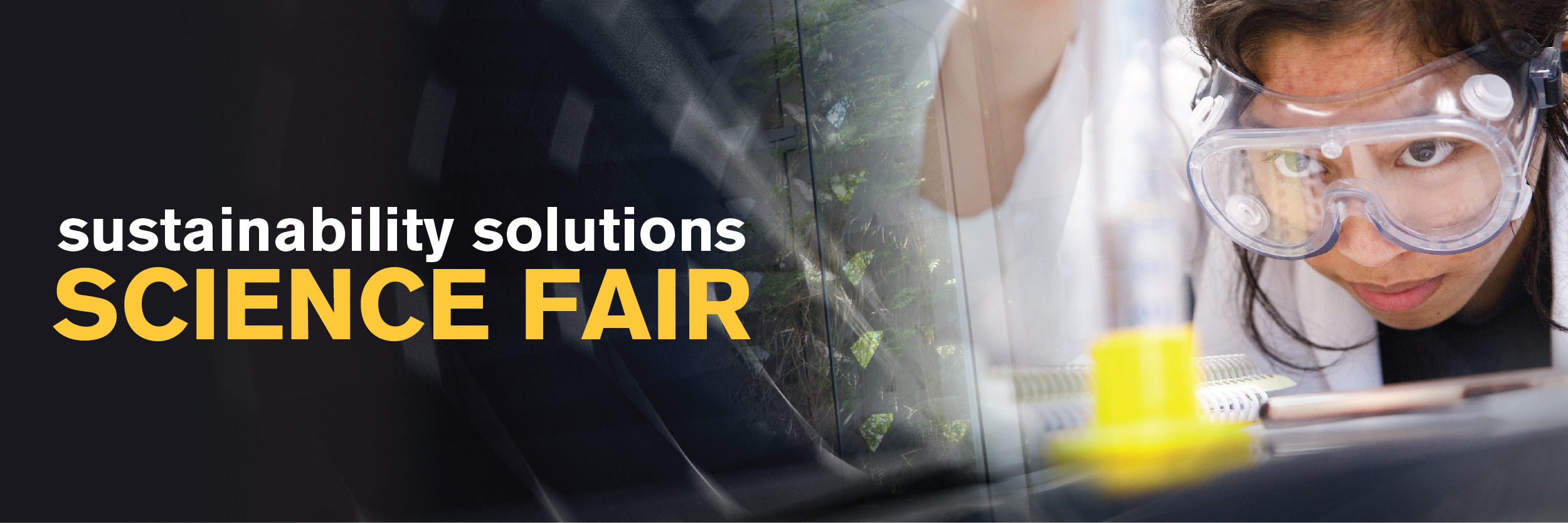 Sustainability Solutions Science Fair