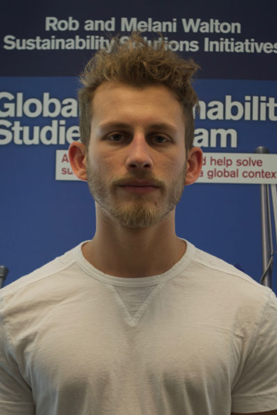 Jacob Gulinson - London & Paris student