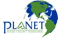 Planet Recycle Logo
