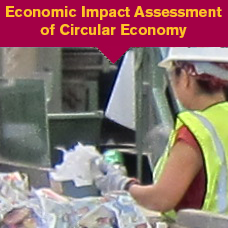 Economic Impact Assessment of Circular Economy in Phoenix