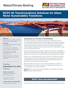 DCDC Water/Climate Briefing Sep22 2015 pdf