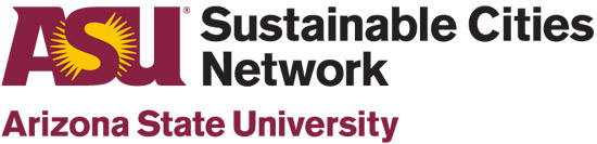 ASU Sustainable Cities Network Logo