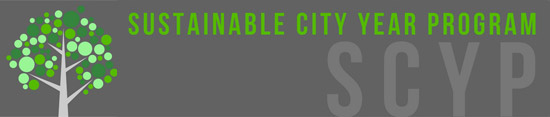 Sustainable City Year Program logo