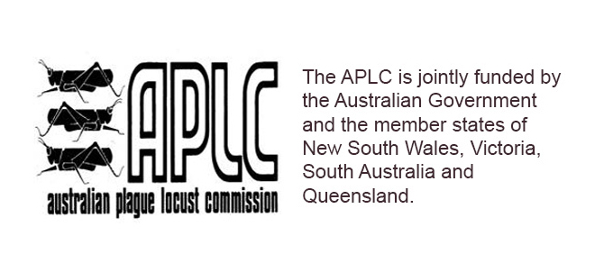 Australian Plague Locust Commission Logo