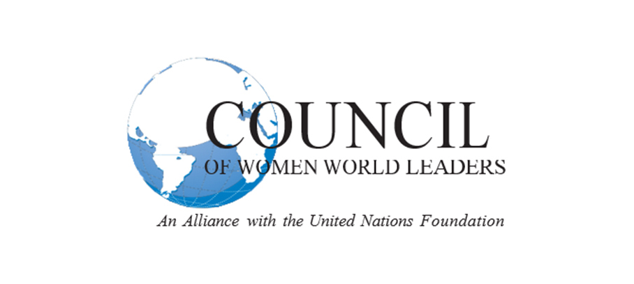 Council of Women World Leaders logo