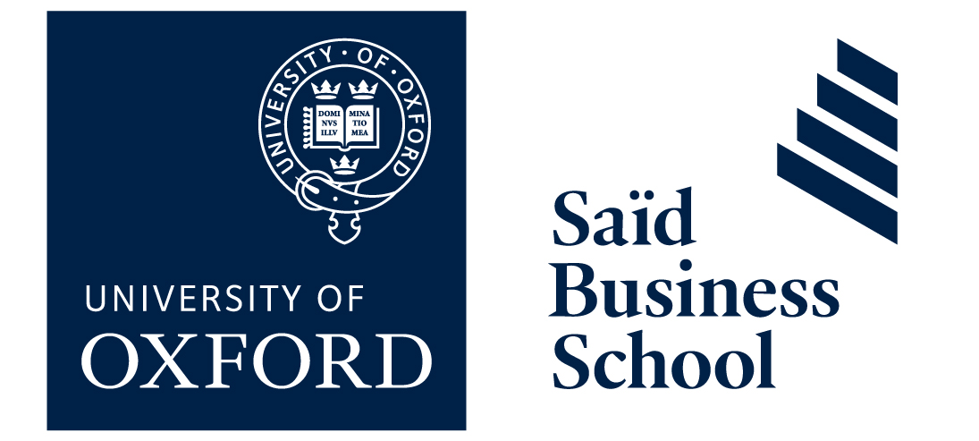Said Business School and Skoll Center for Social Entrepreneurship, University of Oxford logo