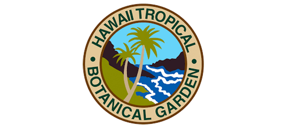 Hawaii Tropical Botanical Garden Logo