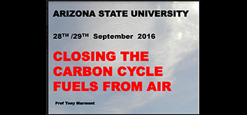 Closing the Carbon Cycle: Fuels From Air pdf