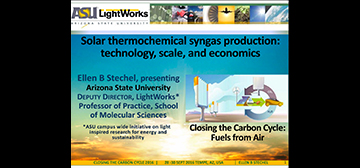 Solar Thermochemical Syngas Production: Technology, Scale, and Economies pdf