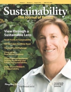 George Basile Featured on The Sustainability of Record