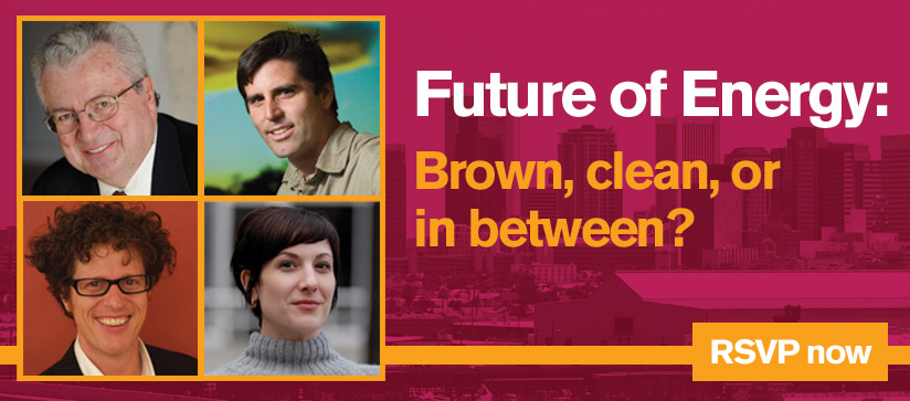 Future of Energy: Brown, clean, or inbetween event cover