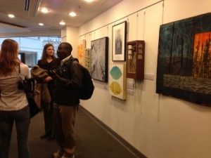 Ecological Reflections exhibit at NSF