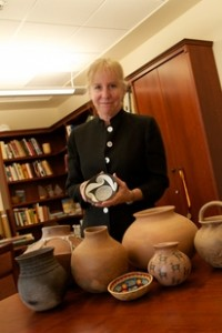 food security climate shock archaeologist peggy nelson