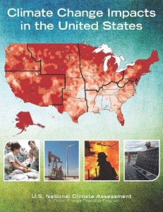NCA3 Climate Change Impacts in the United States Cover small