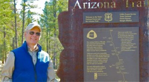 Rick Heffernon Arizona Trail Sustainability