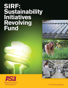 SIRF Sustainability Initiatives Revolving Fund cover