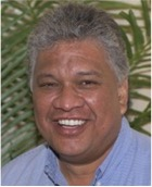 John DeFries, Chair of IUCN WCC's Neighboring Islands and Counties subcommittee.