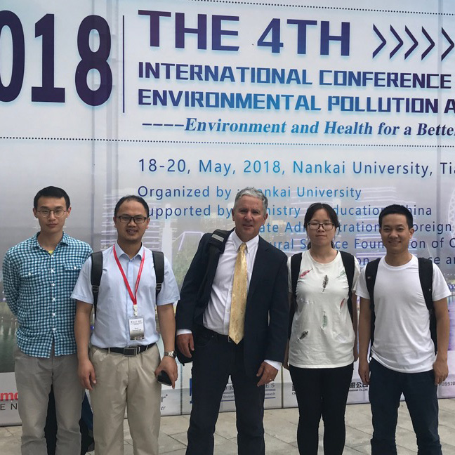 Sustainable Phosphorus Alliance Represented in International Conferences