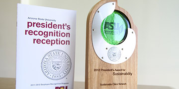 Presidential Sustainability Award