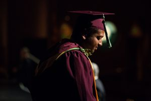 Master of arts degree program image link