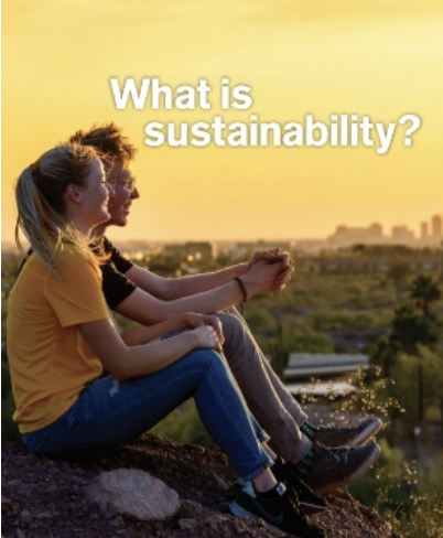 What is Sustainability? Brochure thumbnail